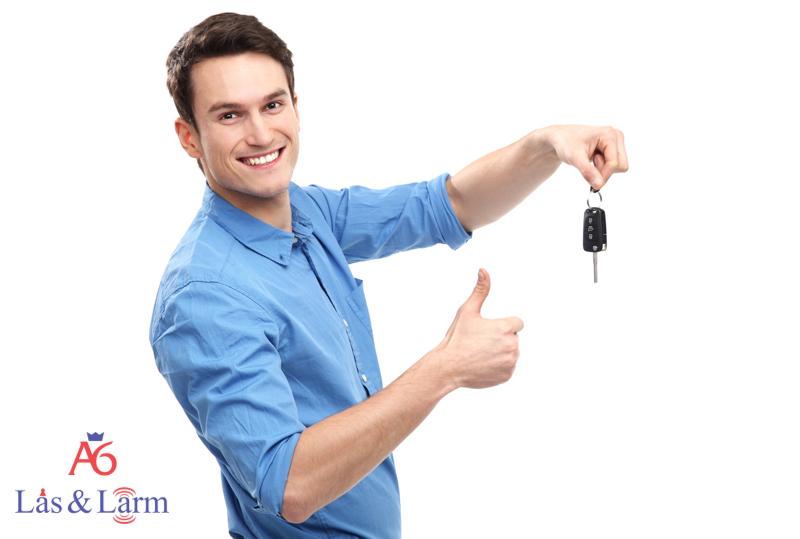 reparera nyckel