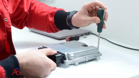 reparera styrbox